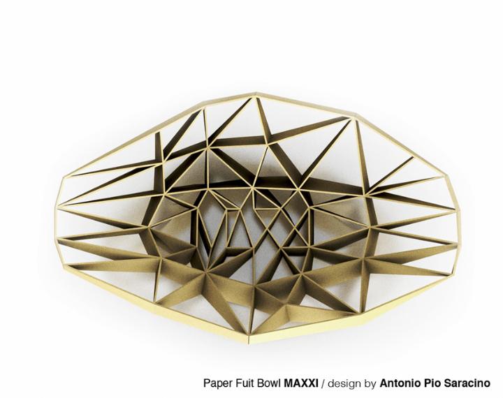 papier de musées APSaracino MAXXIbowl872