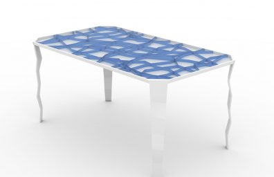 Roberto Corazza table Krepa 1