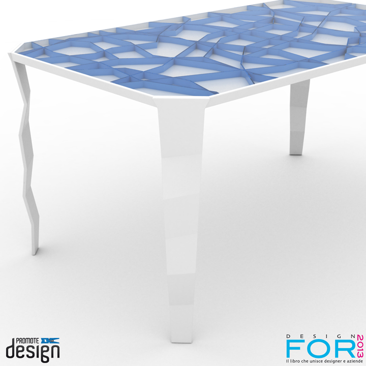 Table Roberto Corazza Krepa 4