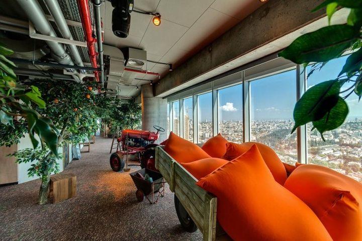 Camenzind Evolution Google Tel Aviv Office-05