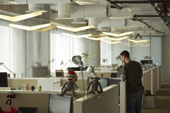 Camenzind Evolution Google Tel Aviv Office-08