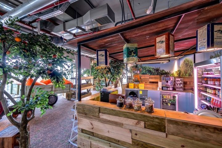 Camenzind Evolution Google Tel Aviv Office-09