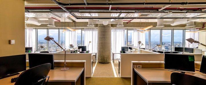 Camenzind Evolution Google Tel Aviv Office-10
