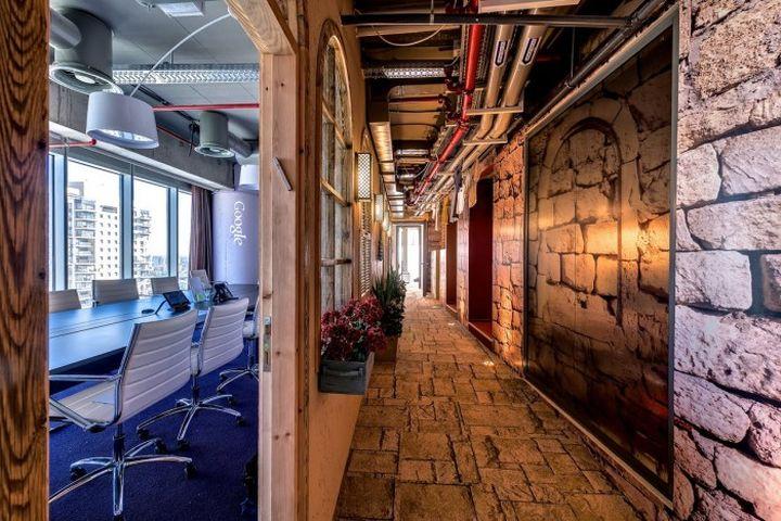 Camenzind Evolution Google Tel Aviv Office-12