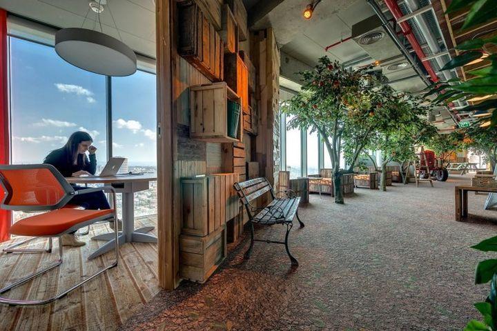 Camenzind Evolution Google Tel Aviv Office-17
