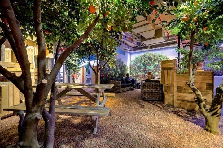 Camenzind Evolution Google Tel Aviv Office-19