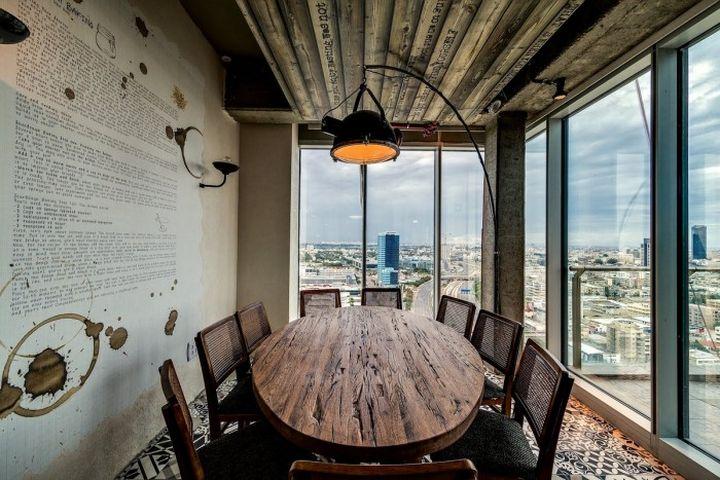 Camenzind Evolution Google Tel Aviv Office-24