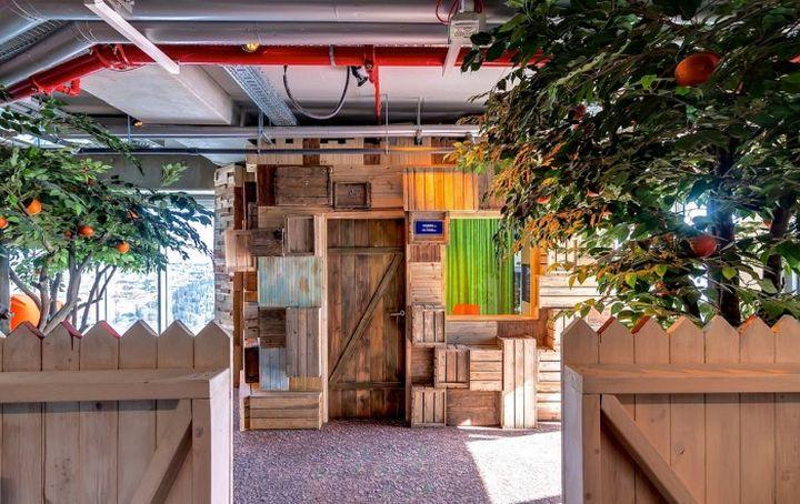 Camenzind Evolution Google Tel Aviv Office-26