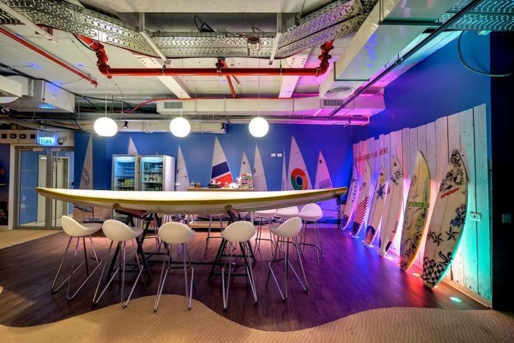Camenzind Evolution Google Tel Aviv Office-29