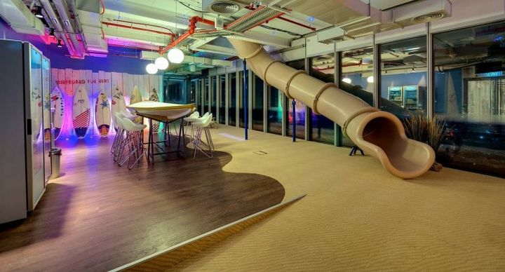 Camenzind Evolution Google Tel Aviv Office-31