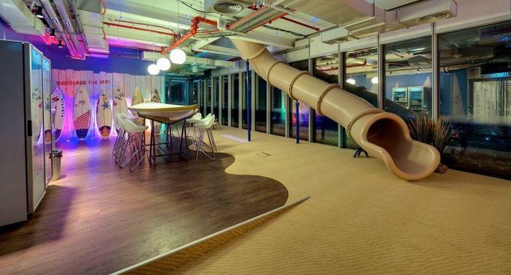 Camenzind Evolution Google Tel Aviv Office-31