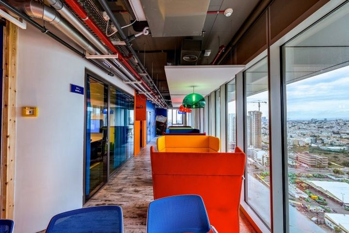 Camenzind Evolution Google Tel Aviv Office-32