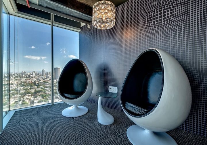 Camenzind Evolution Google Tel Aviv Office-33