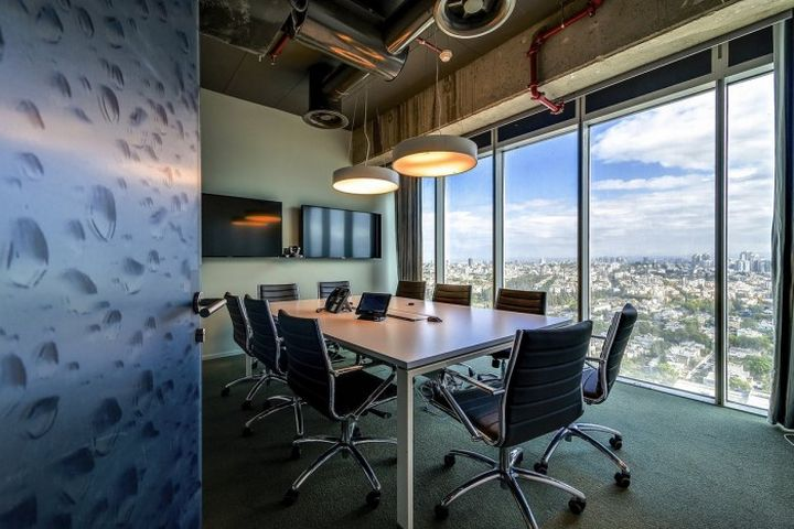 Camenzind Evolution Google Tel Aviv Office-35