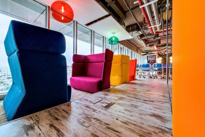 Camenzind Evolution Google Tel Aviv Office-39