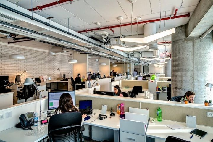 Camenzind Evolution Google Tel Aviv Office-40