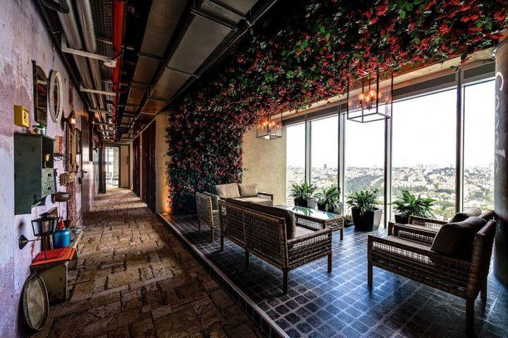 Camenzind Evolution Google Tel Aviv Office-44