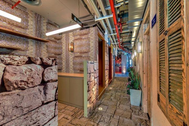 Camenzind Evolution Google Tel Aviv Office-47