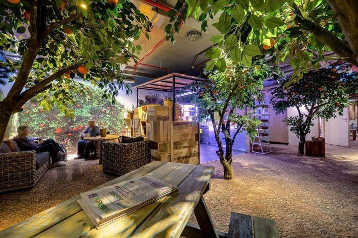 Camenzind Evolution Google Tel Aviv Office-48