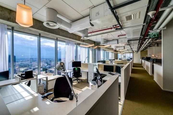 Camenzind Evolution Google Tel Aviv Office-49