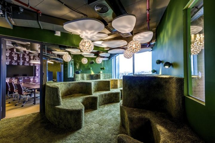 Camenzind Evolution Google Tel Aviv Office-51
