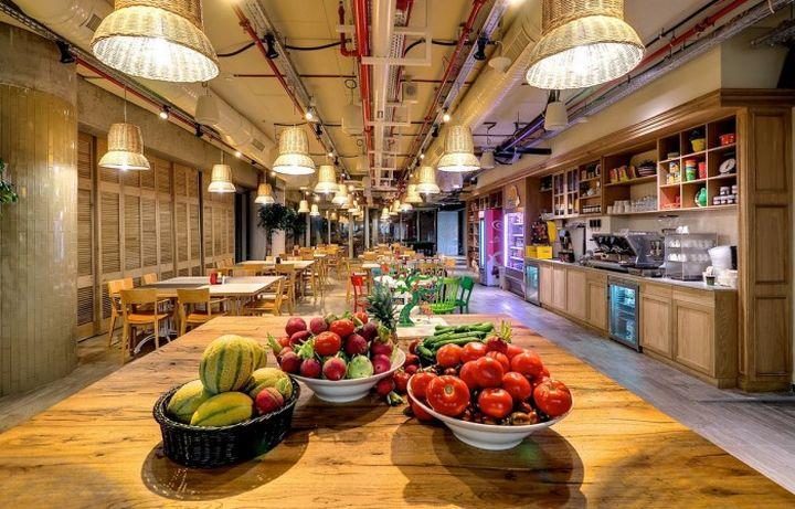 Camenzind Evolution Google Tel Aviv Office-52