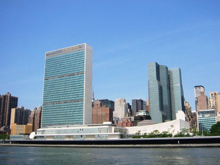 oscar niemeyer onu new york