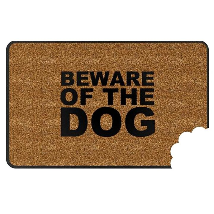 Capacho Beware of Dog