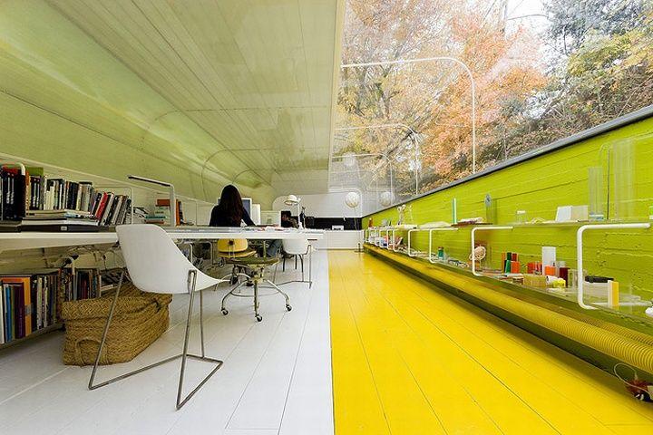 Selgas Cano Arquitectura Oficina 01