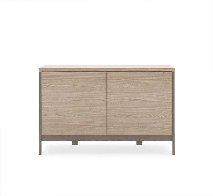 Calligaris-FACTORY taupe front LR
