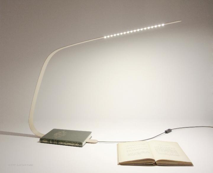 LEONARD KADID Bookmarl Lamp 2011