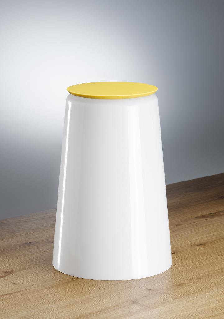 statthocker gelb