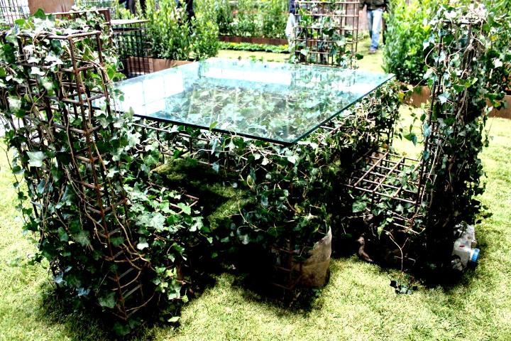 Ortofabbrica Tisch und Stühlen Grassi