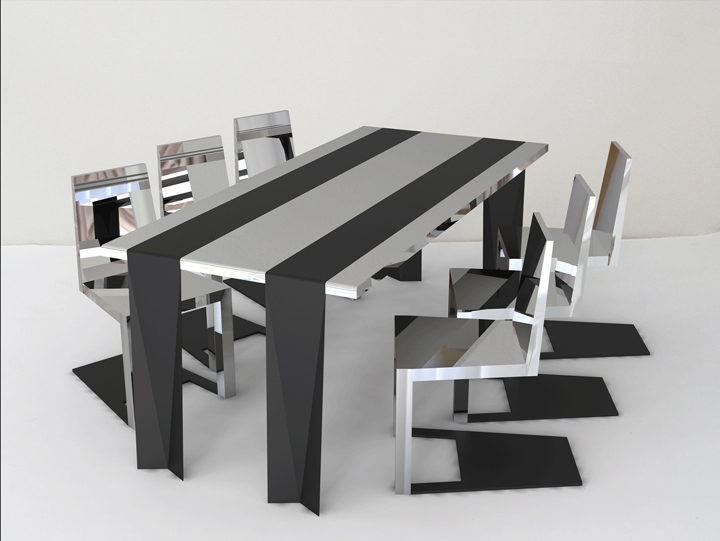 Duffy London Runner Table 05