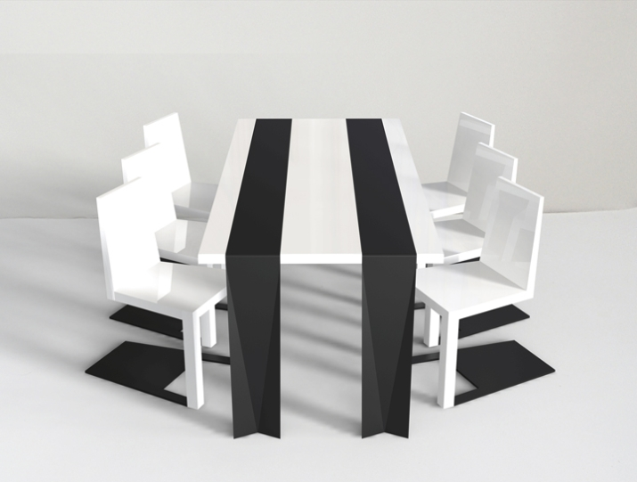 Duffy London Runner Table 06