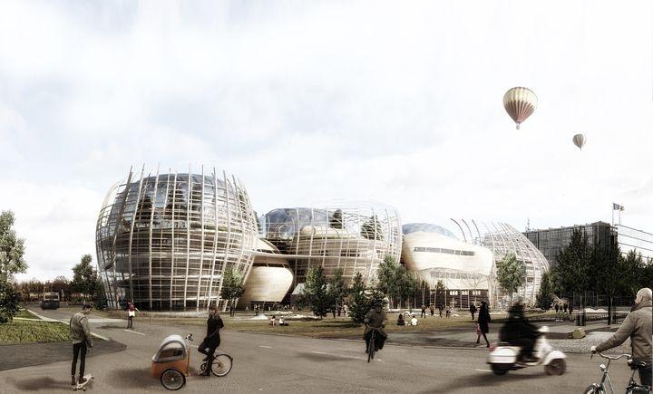 Djuric Tardio Architectes Helsinki Central Library 01