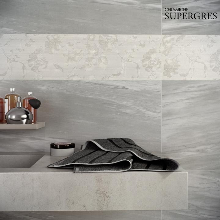 Re si de il rivestimento bagno che riproduce l eleganza for Bagno pietra naturale