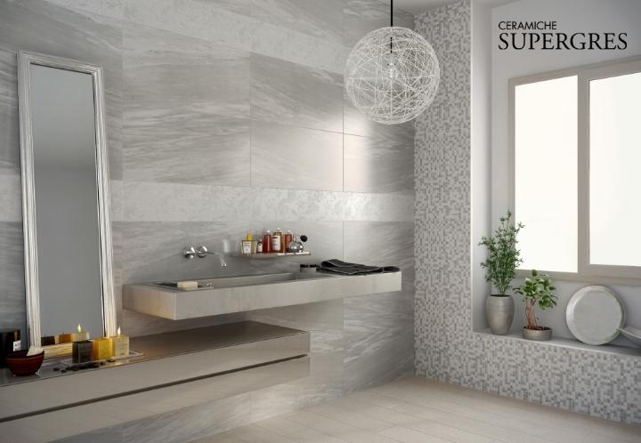Parete pietra bagno bagni con parete in pietra il bagno - Bagno rivestimento pietra ...