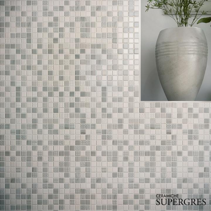 rivestimenti per bagni re.si.de. mosaico dettaglio