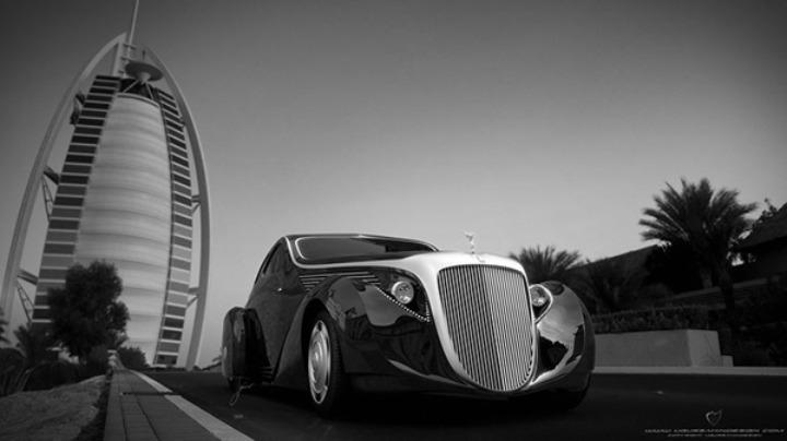 Ugur Sahin Rolls Royce Jonckheere Coupe 03
