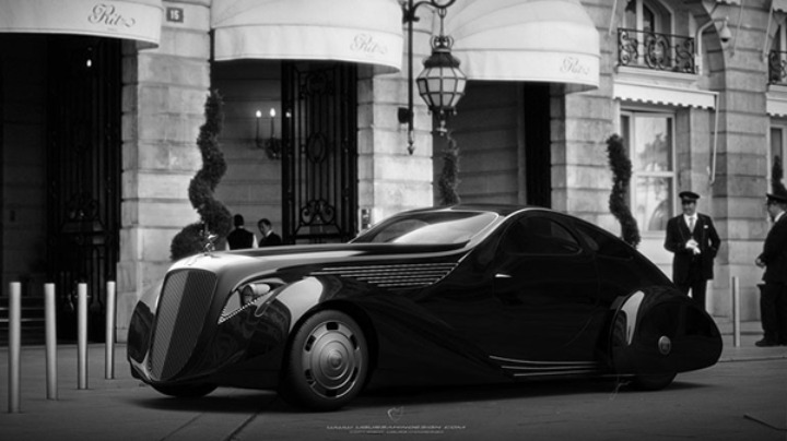 Ugur Sahin Rolls Royce Jonckheere Coupe 05