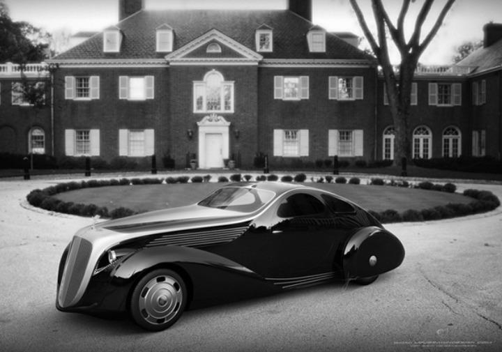 Ugur Sahin Rolls Royce Jonckheere Coupe 07