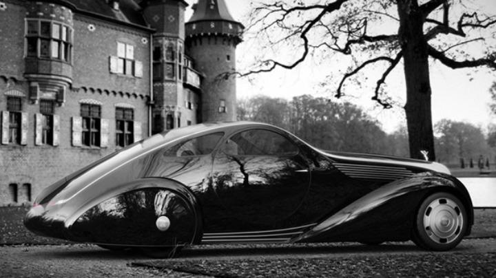 Ugur Sahin Rolls Royce Jonckheere Coupe 08