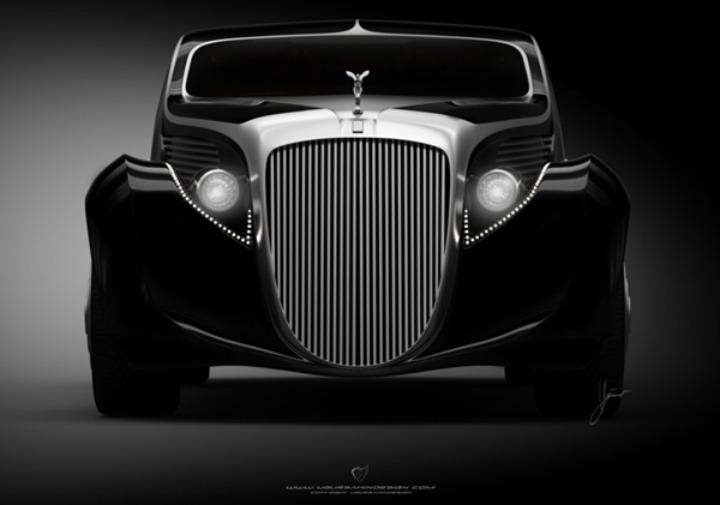 Ugur Sahin Rolls Royce Jonckheere Coupe 09