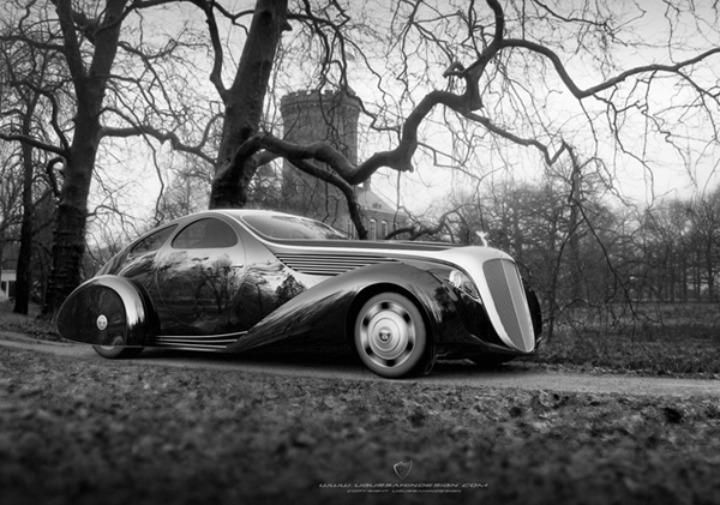 Ugur Sahin Rolls Royce Jonckheere Coupe 11