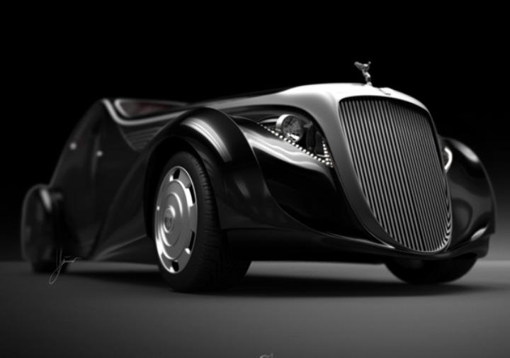 Ugur Sahin Rolls Royce Jonckheere Coupe 12