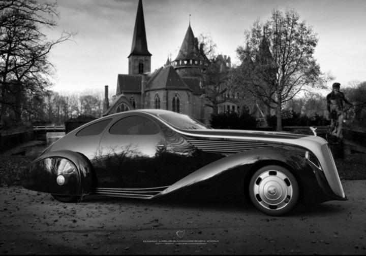 Ugur Sahin Rolls Royce Jonckheere Coupe 14