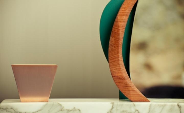 Karen Chekerdjian Studio specchi Ikebana 04