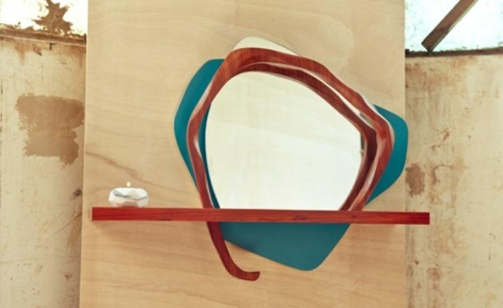 Karen Chekerdjian Studio specchi Ikebana 05