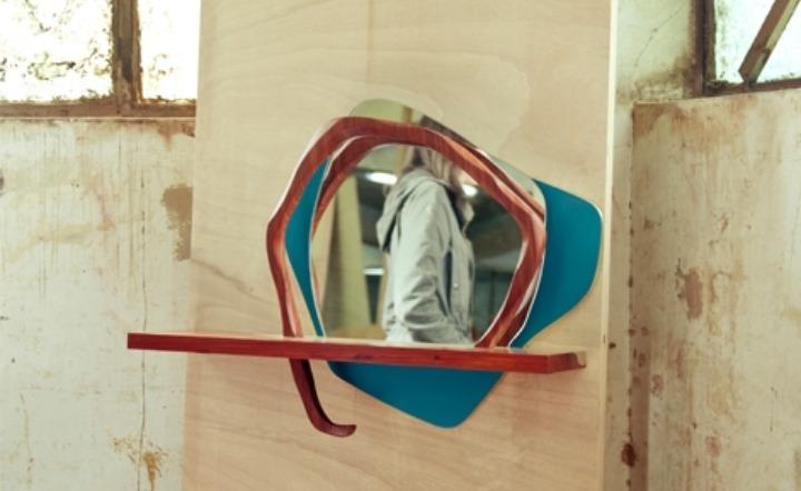 Karen Chekerdjian Studio specchi Ikebana 07